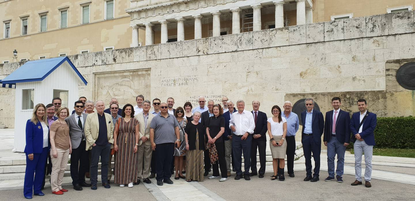 19.th Colloquium of the IEEI in Athens 2018